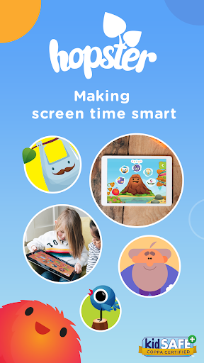 Hopster TV and Learning Games
