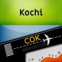 icon Cochin Airport +Flight Tracker