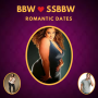 icon BBW & SSBBW ROMANTIC DATES
