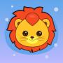 icon Kids Games, preschool puzzle coloring app for baby