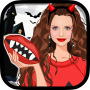 icon ♰ Halloween ♰ dress up game