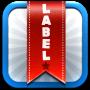icon Label Plus