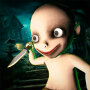 icon Scary Baby Yellow House Survival