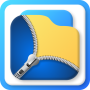 icon Zip App: Zip Extractor, File Compressor & Unrar