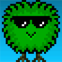 icon Kawaii Kiwi Fly