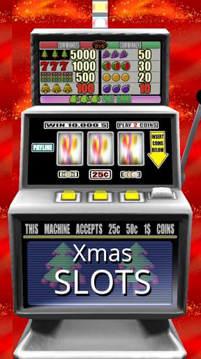 3D Xmas Slots - Free