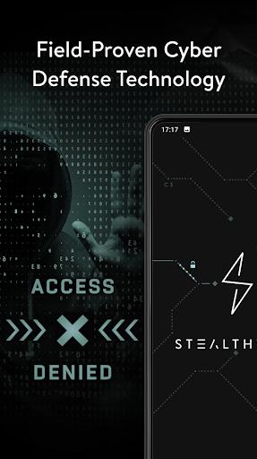 StealthTalk - Secure Private Messenger