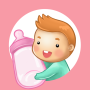 icon Feed Baby - Baby Tracker