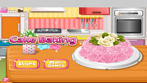 Bake A Cake : Cooking Games