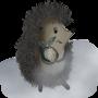 icon Hedgehog in the Fog