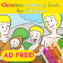 icon Christian Coloring Book for Children