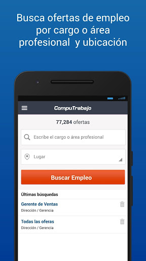 CompuTrabajo Job Offers