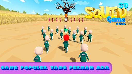 Squid Game 3D 2021