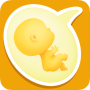 icon Week by Week Pregnancy App. Contraction timer