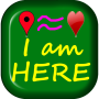 icon I am Here (Easy to use)