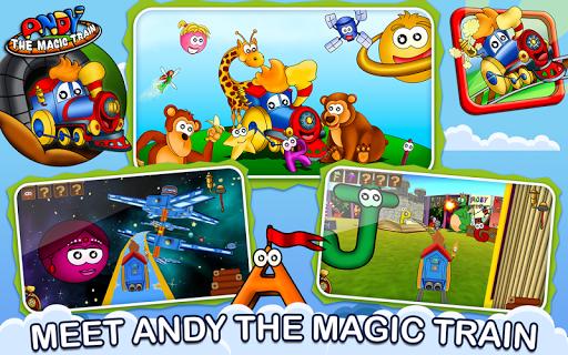 Andy The Magic Train Lite