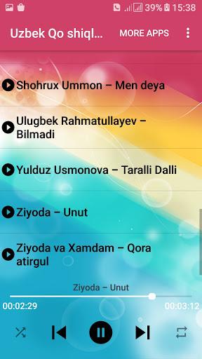 Uzbek Eng Sara 2021 Qo'sihqlar