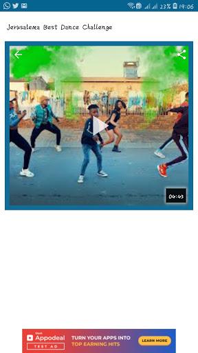 Amapiano Dance