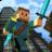 icon Diverse Block Survival Game T20