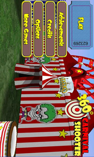 360 Carnival Shooter FREE
