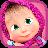 icon Masha and the Bear. Activities 1.7