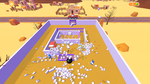 Prison Wreck - Free Escape and Destruction Game