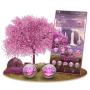 icon Pink Sakura Lakeview Launcher Theme