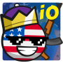 icon Country Balls Io: Battle Arena