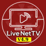 icon Live Net TV streaming : Guide All Live Channels