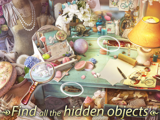 Secrets of Paris: Hidden Objects Game