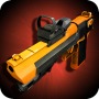 icon walking zombie shooter: zombie shooting games
