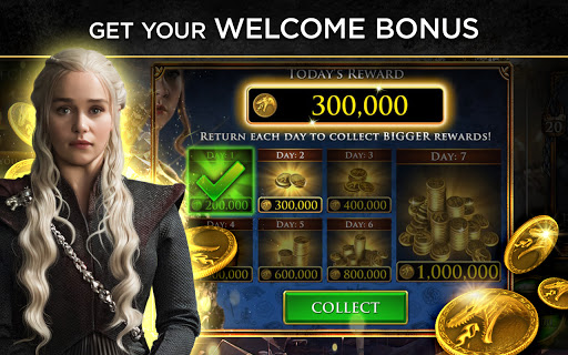 Game of Thrones Slots Casino: Epic Free Slots Game
