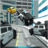 icon Futuristic Police Flying Car Chase 3D 1.0
