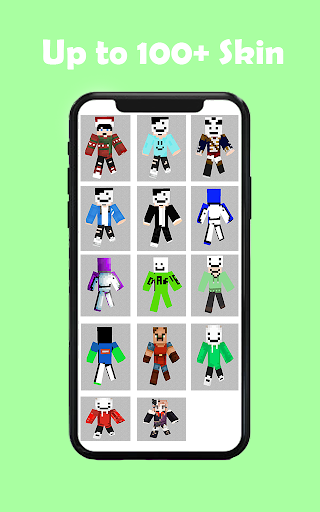 Dream Skin Pack For Minecraft