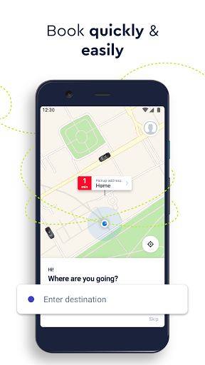 mytaxi – The Taxi App