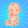 icon Baby Life 3D!