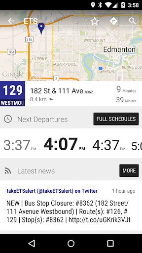 Edmonton ETS Bus - MonTransit