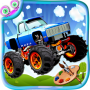 icon Monster Truck Coloring