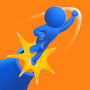 icon Multiplied Tactics: Stickman Shooter and Runner