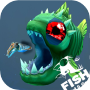 icon Tricks:Feed Fish And Grow Game