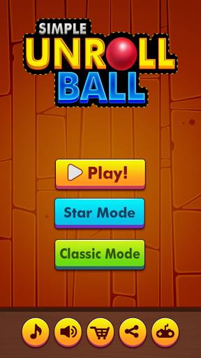 Simple Unroll Ball