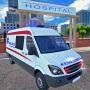 icon American 911 Ambulance Car Game: Ambulance Games