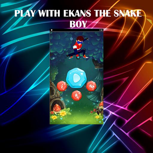 Ekans The Snake Boy