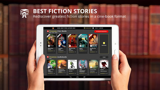 CINE-BOOKS: Read & Watсh Books
