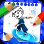icon Boboiboy coloring cartoon game