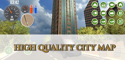 Public City Bus Driving Simulator 2021