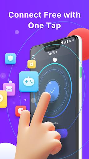 Fast VPN & Unlimited Proxy - ONE TAP VPN