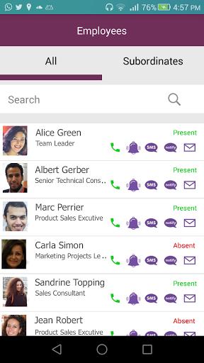 Purple Bureau Communication