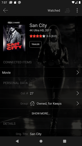 My Movies 3 - Movie & TV Collection Library
