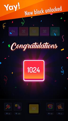 B Blocks - 2048 Merge Puzzle